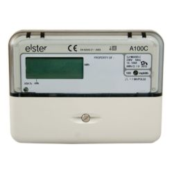 http://www.camax.co.uk/product/elster-a100c-electricity-generation-meter