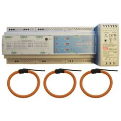 http://www.camax.co.uk/product/rik16-5a-rogowski-integrator-complete-with-power-supply-set-of-three-coils