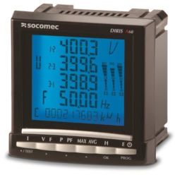 http://www.camax.co.uk/product/socomec-diris-a60-multi-function-3-phase-electricity-meter-din-96-4825-0207