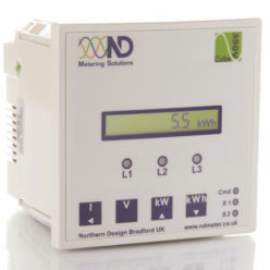 http://www.camax.co.uk/product/northern-design-cube-300-kwh-meter-1-1