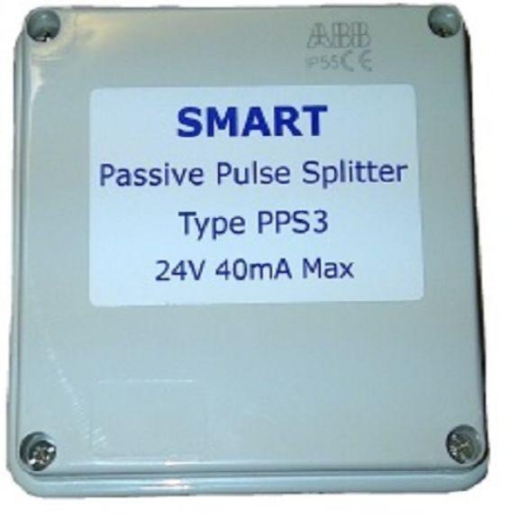 PPS3 24V DC Pulse Splitter (1 Input 3 Outputs)