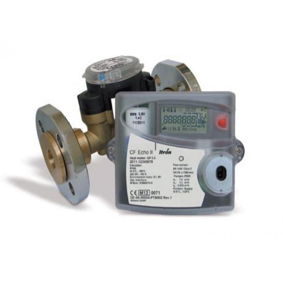 Ge Meter Reader : Mm itron cf echo ii ultrasonic heat meter